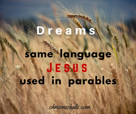 Dreams Parables Jesus