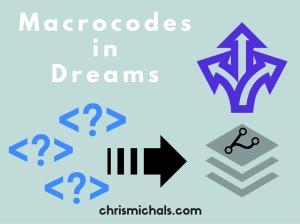 Macrocodes in Dreams (1)