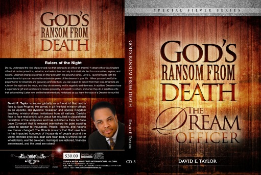 Gods Ransom Death in Dreams