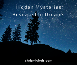 Hidden Mysteries Revealed In Dreams (2)
