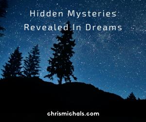 Hidden Mysteries Revealed In Dreams (2)