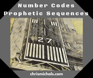 Numbers - Codes -Prophetic Sequences